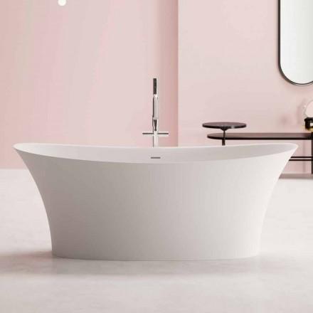Design Volně stojící vana, design v pevném povrchu - Podívejte se