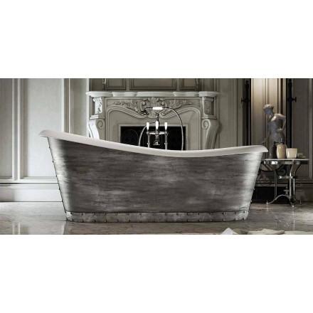 Moderní design volně stojící pryskyřičná vana vyrobená v Itálii, Furtei