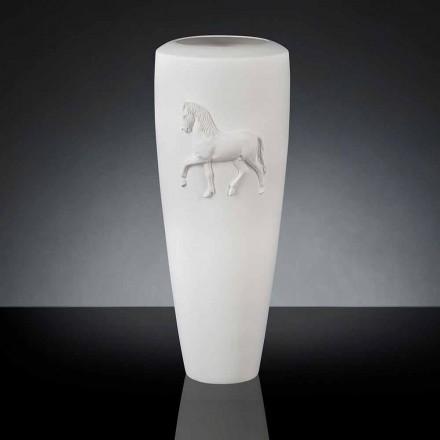 Váza 100% Made in Italy moderním designem Carlos