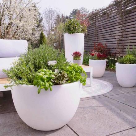 Váza s LED nebo solárním osvětlením Moderní design různých velikostí - Svasostar