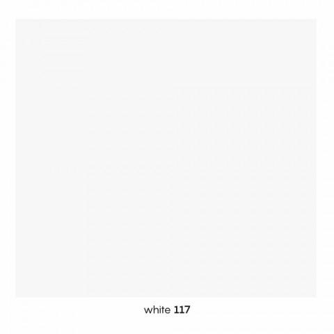 2 kusy bílé, béžové nebo antracitové polyethylenové vázy - kůže od společnosti Myyour