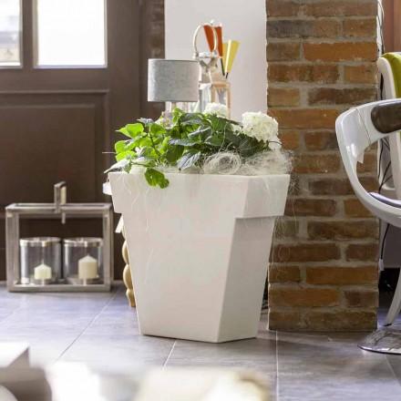 Venkovní / vnitřní dekorativní váza Slide Il Vaso, moderní design