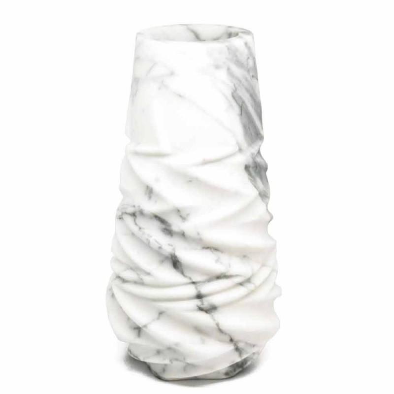 Arabesque Marble Design Dekorativní váza Vyrobeno v Itálii - Brock