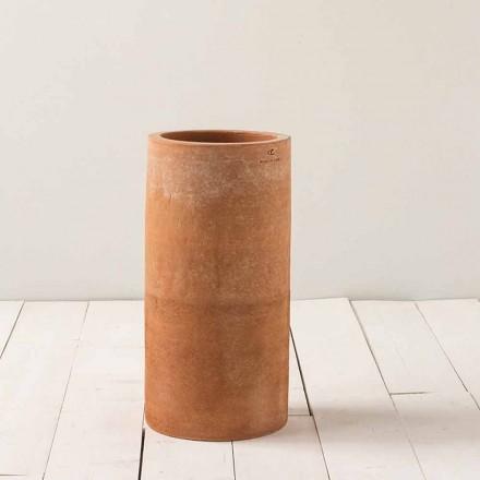 Moderní venkovní váza v jílu H 50cm Tirrenia - Toscot