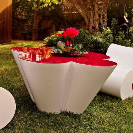 Vondom Agatha design venkovní stůl v barevném polyethylenu