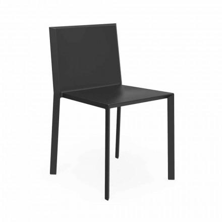 Vondom Quartz stohovatelná zahradní židle s moderním designem, 4 kusy