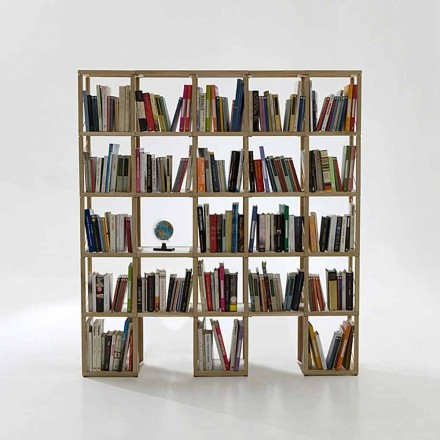 Moderní Knihovna Zia Babel I Castelli 6