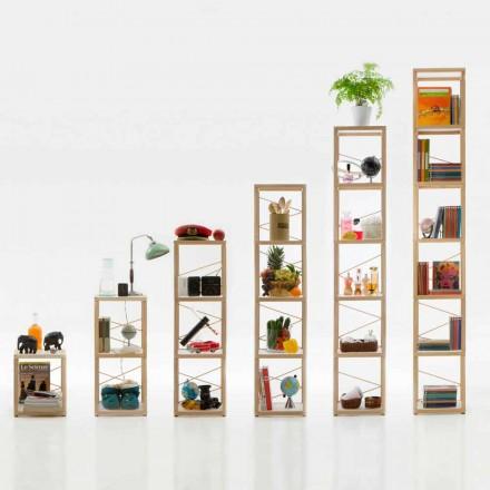 Modulární konstrukce knihovny Zia Babel Towers